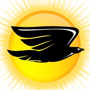 Adlersonne-Logo